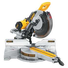 DeWalt DW718 12 In (305mm) Double-Bevel Sliding Compound Miter Saw