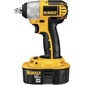DeWalt DC820KA 1/2 in (13mm) 18v Cordless Xrp™ Impact Wrench Kit
