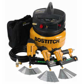 Bostitch CPACK300 3-Tool & Compressor Combo Kit