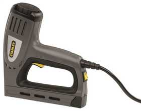 Stanley Tools TRE550 Electric Corded Staple Brad Nail Gun 27/64 In Crown