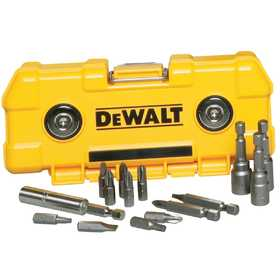 DeWalt DWMTC15 15 Piece Magnetic ToughCase