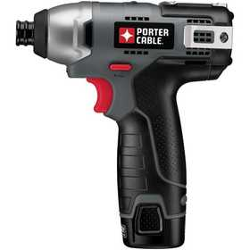 Porter-Cable PCL120IDC-2 12v Max Compact Lithium Hex Impact Driver