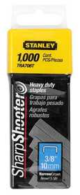 Stanley Tools TRA706T Heavy Duty Staples 3/8 In 1000bx