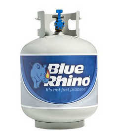 Blue Rhino 300 Propane Tank With No Exchange