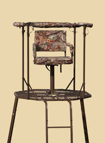 Big Game Tree Stands ATP106-S Tripod Deluxe 16 ft Steel