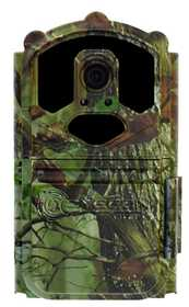 Big Game Tree Stands TV1012 Black Window Trail Camera With Invisible Flash