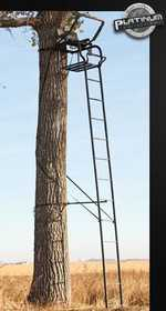Big Game Tree Stands CR2800 The Odyssey Ladder Stand