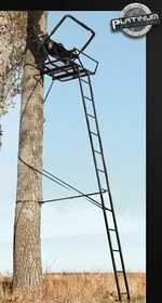 Big Game Tree Stands CR2900 The Nexus 2 Person Ladder Stand