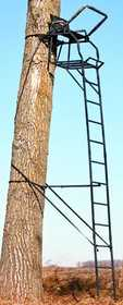 Big Game Tree Stands CR3813-S Next-Gen Stealth Ladder Stand