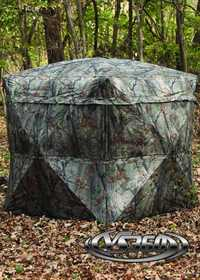Big Game Tree Stands HB2000 The Vs360 Ground Blind