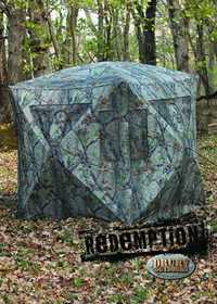 Big Game Tree Stands HB3000 The Redemption Ground Blind