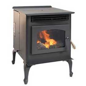 United States Stove Co SP22PBLB Freestanding Pellet Stove