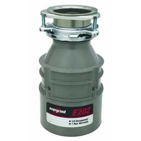 Emerson E202 Evergrind Food Disposer 1/2hp