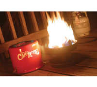 Camco 58031 Little Red Campfire, 1-Piece
