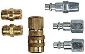 Campbell Hausfeld MP2119 Coupler And Plug Set 1/4npt