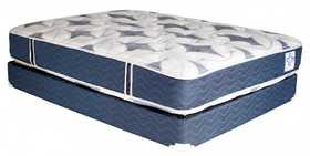 Campbell Mattress 9312FL Xl Mattress Dual Gel Plush Full