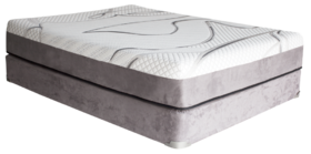Campbell Mattress 9302TWN Foundation Xl Support Twin