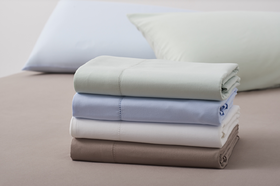 Campbell Mattress MICROFIBER Sheet Set Assorted Colors Queen Size