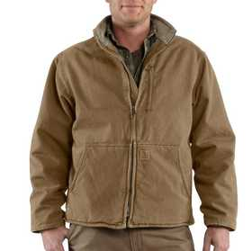Carhartt 100112-903 Mens Muskegon Jacket Sandstone Mr