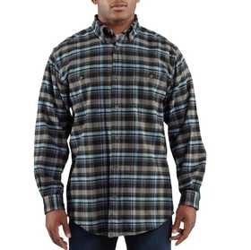 Carhartt 100124-412 Mens Trumbull Plaid Shirt 2xlr