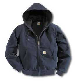 Carhartt J280-MDT Mens Active Jacket Duck Hoodie Xlr
