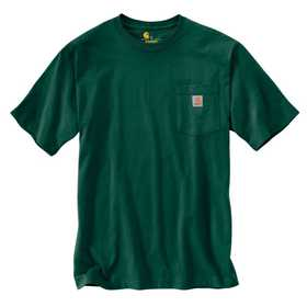 Carhartt K87-HTG Mens Workwear Pocket T Shirt Xlr