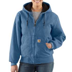 Carhartt WJ130FHB Womens Sandstone Lined Active Jacket Sr