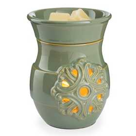 Candle Warmers Etc. RWMED Medallion Illumination Candle Wax Warmer