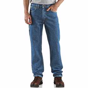 Carhartt B171 DST Relaxed Fit Carpenter Jean 36x30