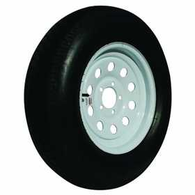 Carry-On Trailers 23516 16 in Mod Wheel And Radial Tire Assembly 235x16