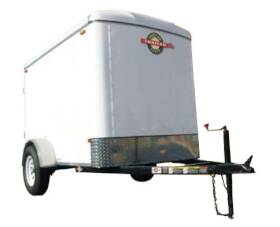 Carry-On Trailers 5X8CGEC