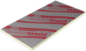 Atlas Roofing 4X8-12 in Energy Shield Foil Faced Sheeting 4x8-1/2 in