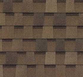 Atlas Roofing 606D009 Pinnacle Lifetime Roof Shingles Desert Shake
