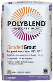 Custom Building Products PBG54025 Sanded Grout Truffle