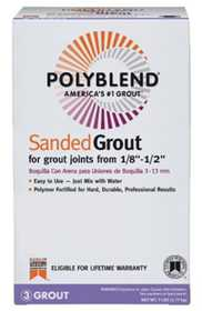 Custom Building Products PBG1837-4 Sanded Grout Chateau