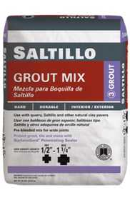 Custom Building Products SLG2250 Grout Saltillo Sahara Tan 50lb