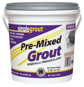 Custom Building Products PMG3801-2 Simple Grout #380 Haystack Gal