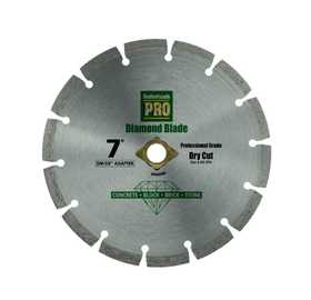 Sutherlands Pro 53574 Blade Diamond 41/2 in Segmented