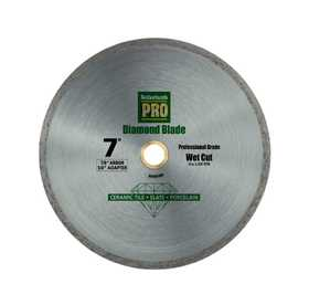 Sutherlands Pro 53578 Blade Diamond 7 in Cont Rim