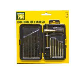 Sutherlands Pro 53890 Tap & Drill Set