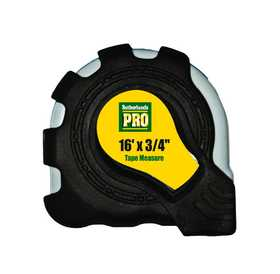 Sutherlands Pro 53949 Tape Power 5/8x12 ft Comfort Grip