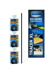 Sutherlands Pro 72848 Tape Measure 25 ft Tracer Xl