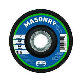 Sutherlands Pro 75503 Wheel Grind Masonry 41/2x1/8 in