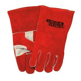 Lincoln Electric KH642 Leather Lined Welding Gloves