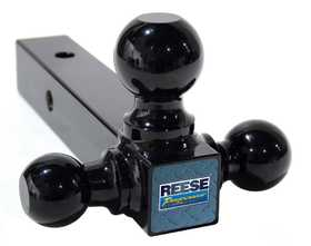 Reese Towpower 21512 Triple Hitch Ball Mount