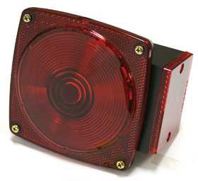 Reese Towpower 73824 6 Function Stop/Turn/Tail Light, Right Side