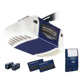 Chamberlain PD752D 3/4hp Chain Drive Garage Door Opener With 2 Transmitters