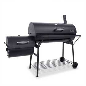 Char Broil 12201571 American Gourmet Deluxe Offset Smoker