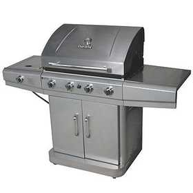 Char Broil 463460708 Gas Grill 4 Burner 48000 Btu 480sq