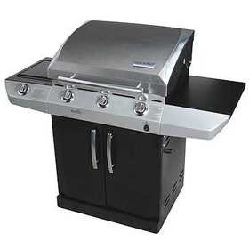Char Broil 463270909 Infrared Cooking System 3 Burner Gas Grill